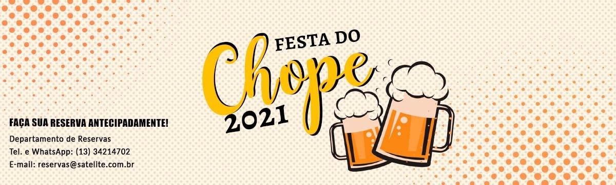 Festa do Chope 2021!