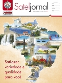Sateljornal Edição 375 - Janeiro/ Fevereiro