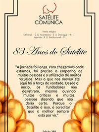 Satélite Comunica Edição 389 - Outubro