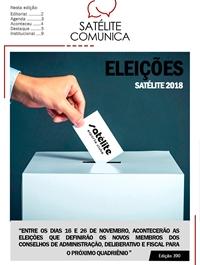 Satélite Comunica Edição 390 - Novembro